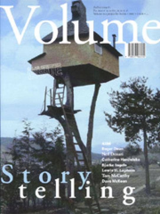Volume # 20 - Storytelling