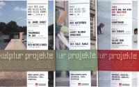 Skulptur Projekte (3 Bände)