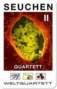 Seuchen Quartett II - Noch mehr tödliche Krankheiten und andere Erreger