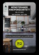 Münsteraner Kneipenquartett 2018