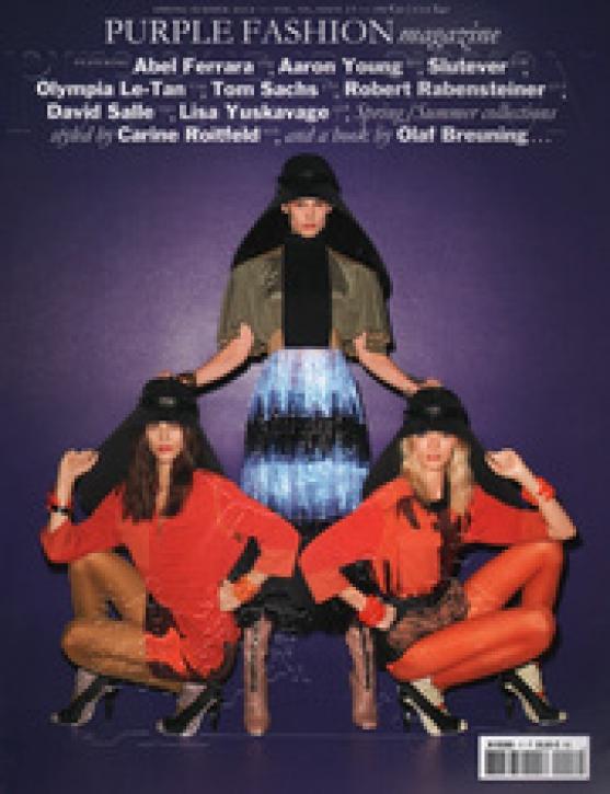 Purple Fashion Magazine # 17