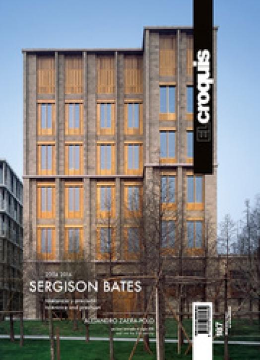 Sergison Bates 2004-2016 (El Croquis 187)