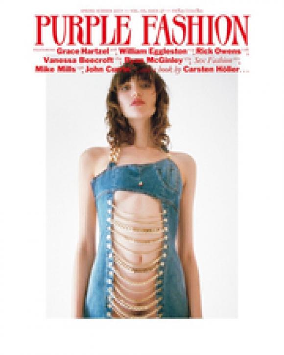 Purple Fashion Magazine # 27 (Booklet by Carsten Holler)