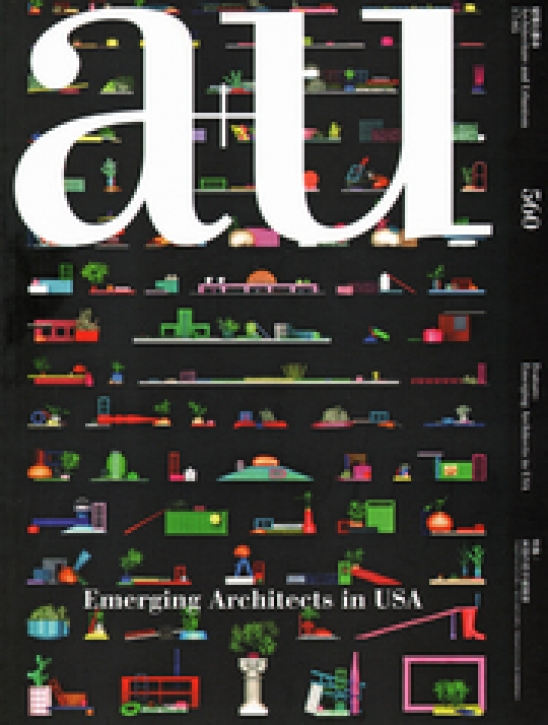 Emerging Architects in the USA (A+U 560)
