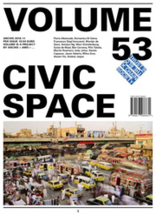 Volume # 53 - Civic Space