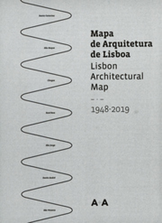 Lisbon Architectural Map 1948-2019