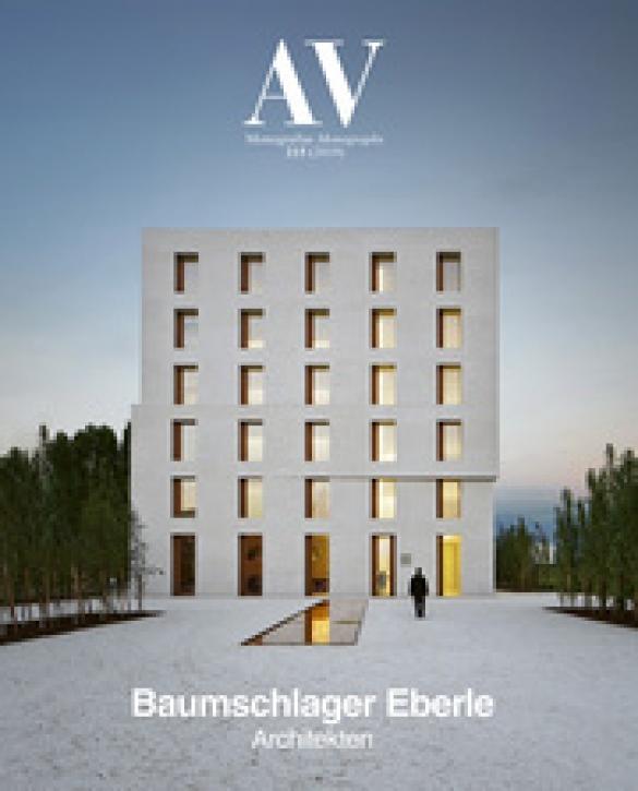 Baumschlager Eberle (AV Monographs 215)