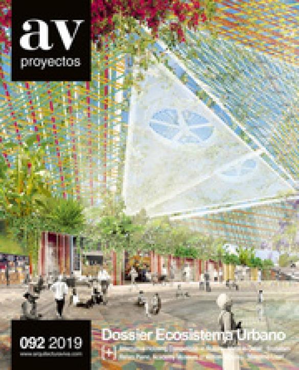 Dossier Ecosystema Urbano (AV Proyectos 092)