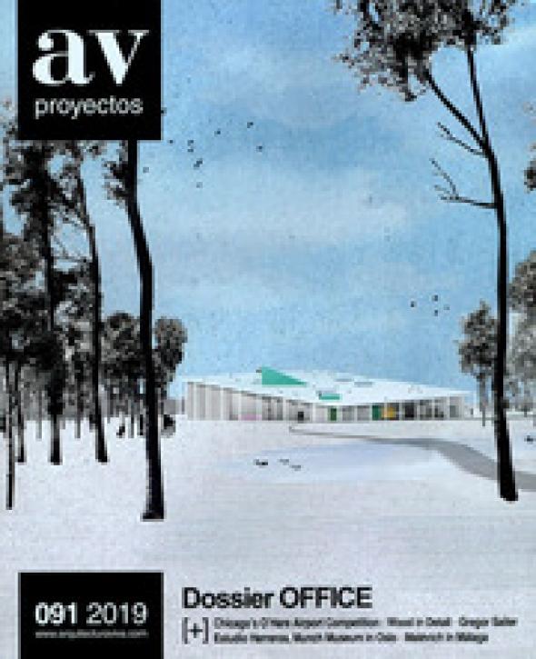 Dossier OFFICE (AV Proyectos 091)