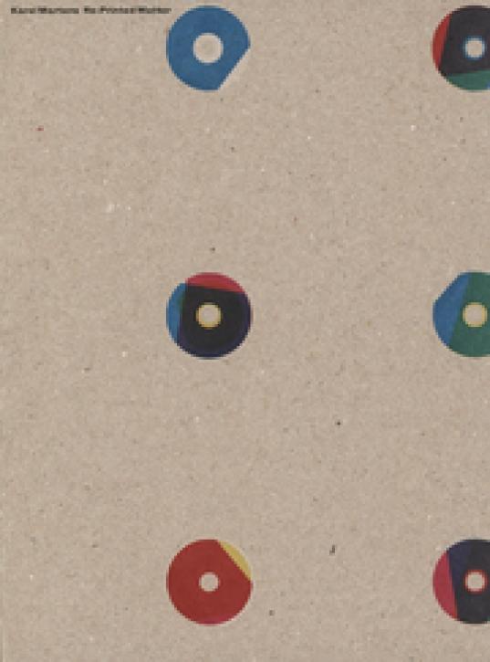 Karel Martens - Re-printed Matter
