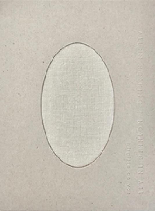 Birgitta de Vos - All in nothing / Nothing in all