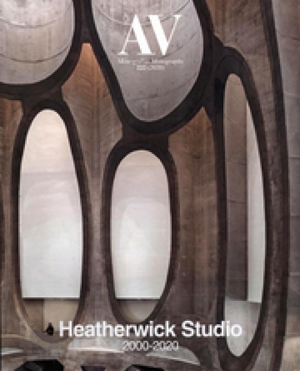 Heatherwick Studio 2000-2020 (AV 222)