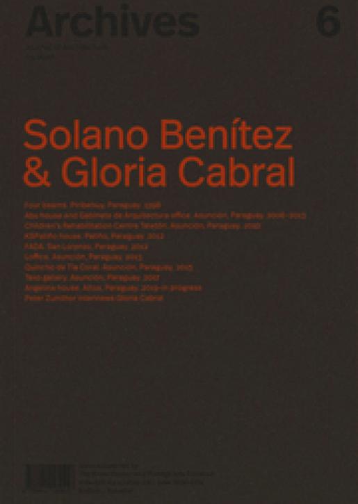 Solano Benitez & Gloria Cabral (Archives 6)