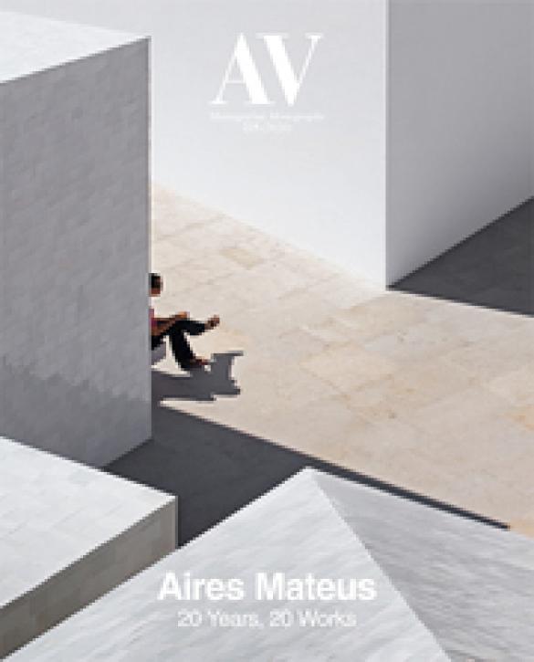 Aires Mateus - 20 Years, 20 Works (AV 225)