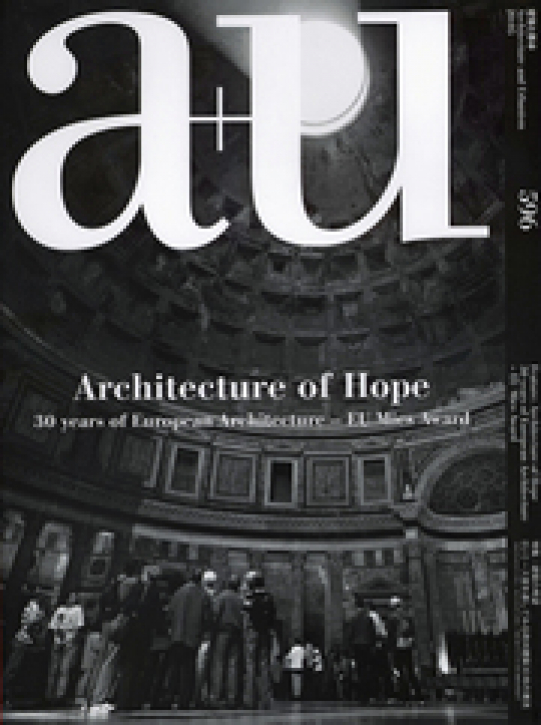 Architecture of Hope (A+U 596)