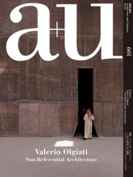 PRE-ORDER Valerio Olgiati (A+U 601)