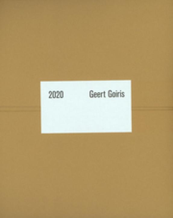Geert Goiris - 2020