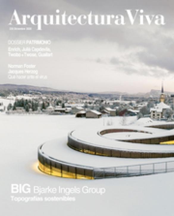 BIG Bjarke Ingels Group - Sustainable Topographies (AV 230)