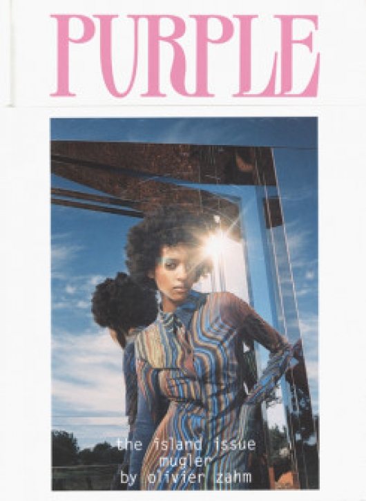 Purple Fashion Magazine # 35 - The Island Issue
