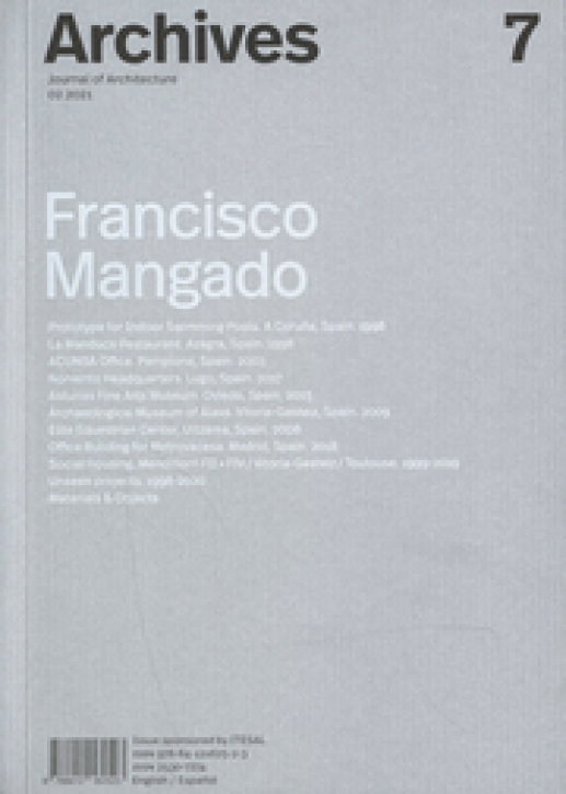 Francisco Mangado (Archives 7)