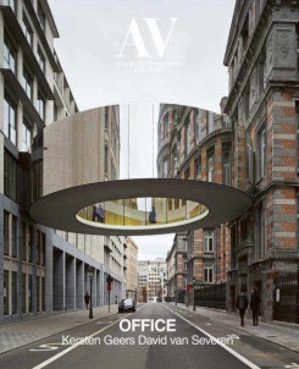 OFFICE - Kersten Geers David Van Severen (AV Monographs 232)