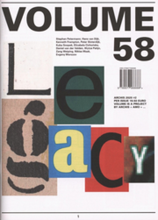 Volume # 58 - Legacy
