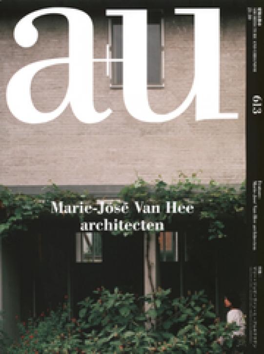 PRE-ORDER! Marie-José Van Hee architecten (A+U 613)