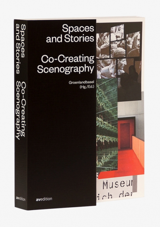 Spaces and Stories: Co-Creating Scenography