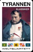 Tyrannen Quartett - Klassiker