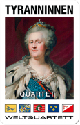 Tyranninnen Quartett - Skrupellose Herrscherinnen