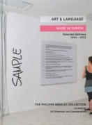 Art & Language - Made In Zurich Selected Editions 1965-1972