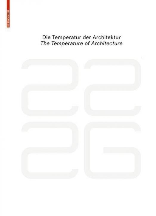 be baumschlager eberle 22 26 - die Temperatur der Architektur