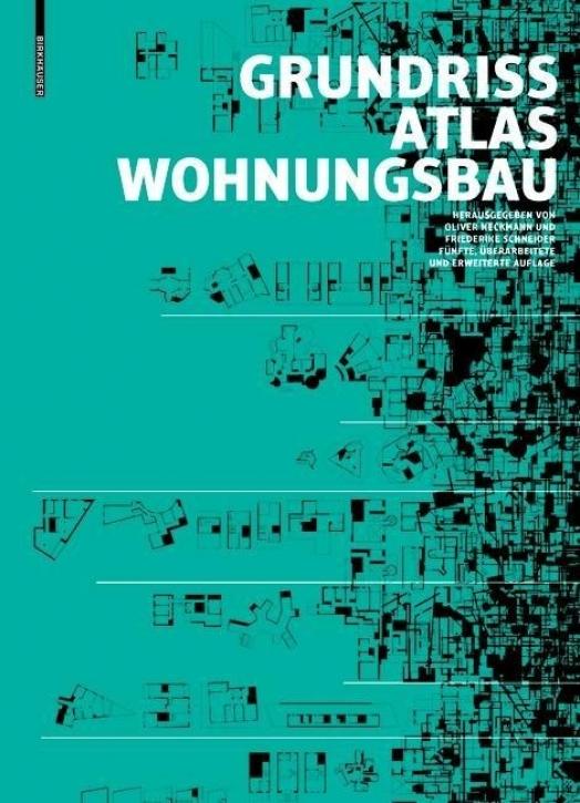 Grundrissatlas Wohnungsbau (Hardcover)