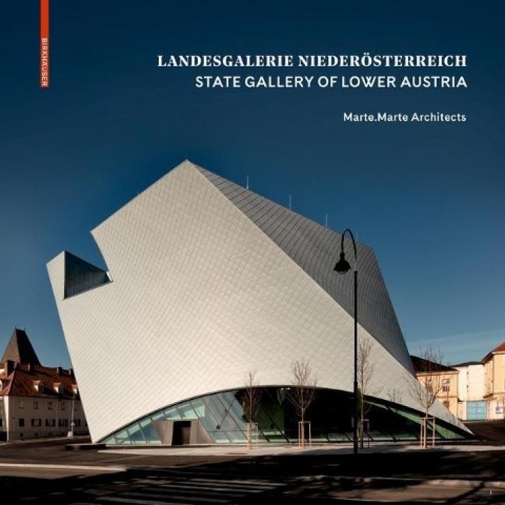 Landesgalerie Niederösterreich - Der Museumsneubau der Marte.Marte Architekten