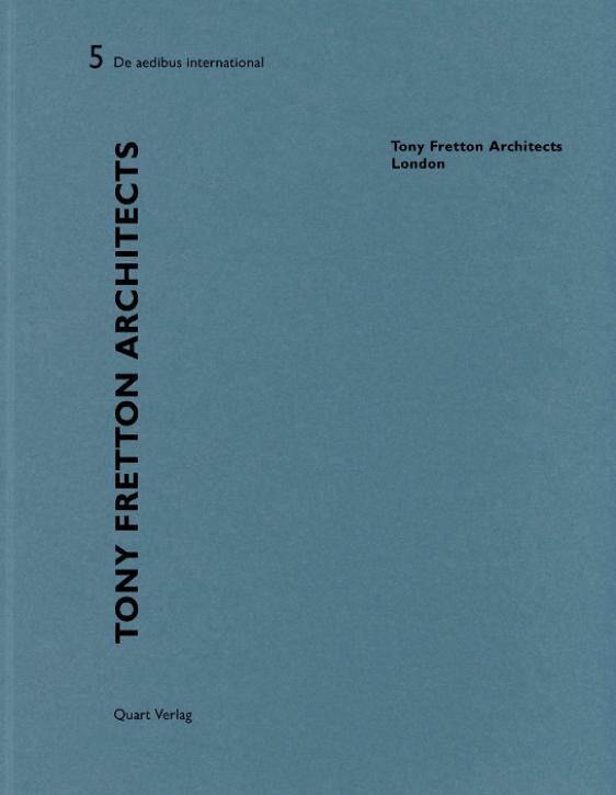Tony Fretton (De Aedibus International 5)