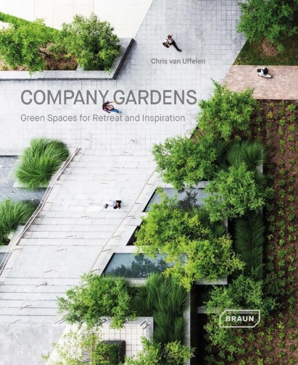 Company Gardens Green Spaces for Retreat & Inspiration