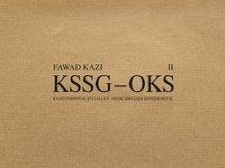 Fawad Kazi KSSG-OKS, Band II: Haus 10