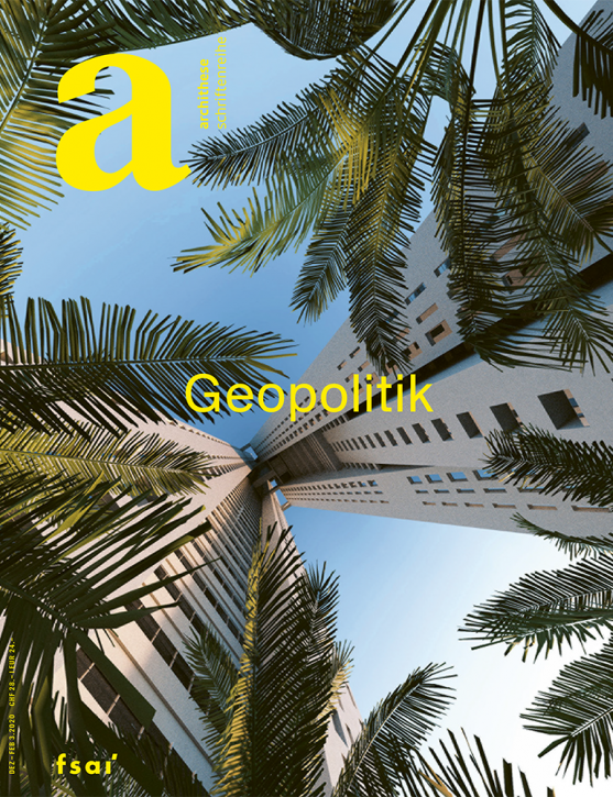 Geopolitik (Archithese 3.2020)
