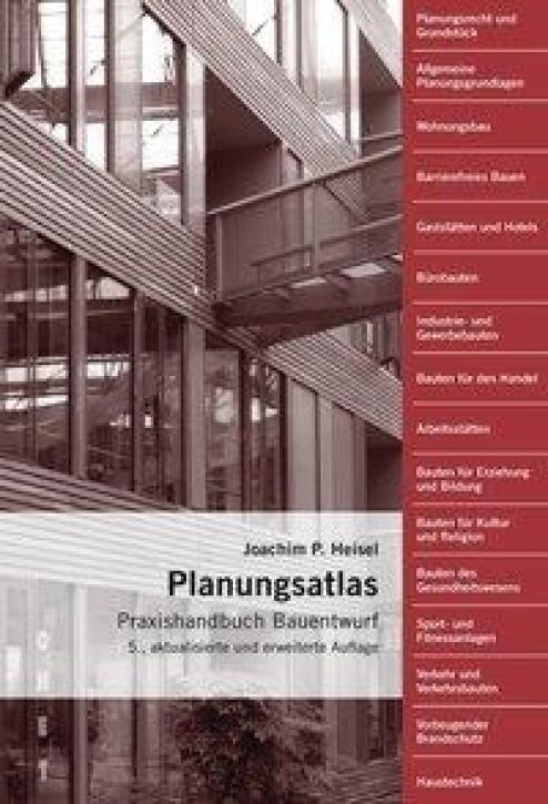 Planungsatlas - Praxishandbuch Bauentwurf