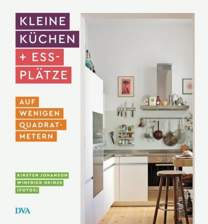 Kleine Küchen & Essplätze auf wenigen Quadratmetern