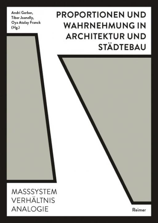 Proportionen und Wahrnehmung in Architektur und Städtebau