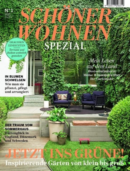 Schöner Wohnen Spezial Nr. 1/2019 - Garten