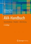 AVA-Handbuch: Ausschreibung - Vergabe - Abrechnung (8. Auflage)