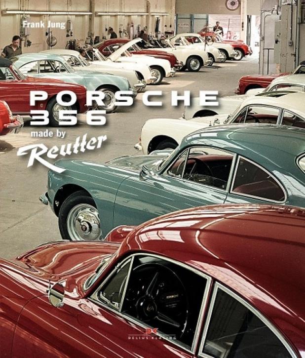 Porsche 356 - Made by Reutter (Deutsche Ausgabe)