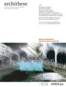 Archithese 5.2005 - Was ist Schönheit?