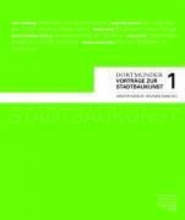 Stadtbaukunst - Dortmunder Vorträge 1