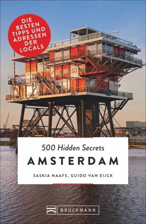 500 Hidden Secrets Amsterdam