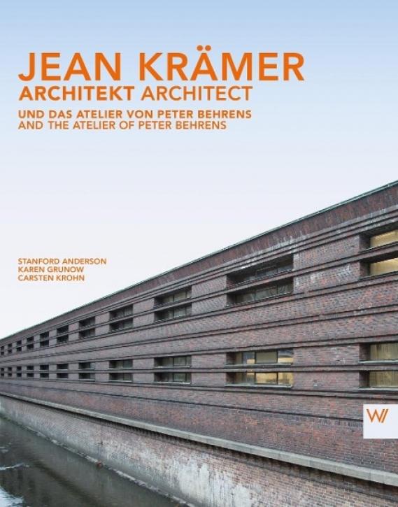 Jean Krämer - Architekt und das Atelier von Peter Behrens