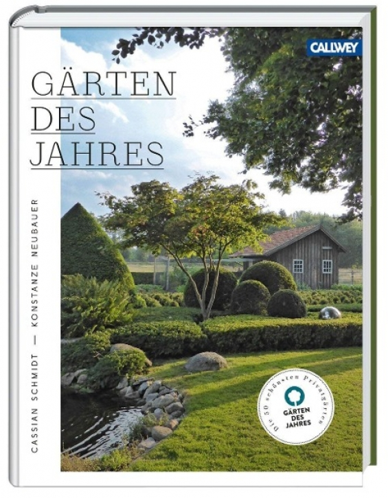 Gärten des Jahres - Die 50 schönsten Privatgärten 2016
