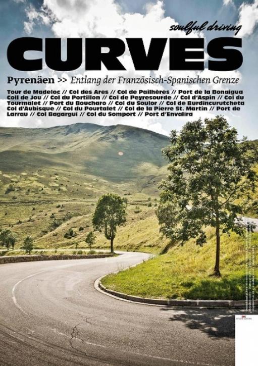 CURVES 04 - Pyrenäen: Entlang der französich-spanischen Grenze